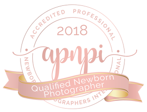 APNPI Qualified Newborn Photographer Badge