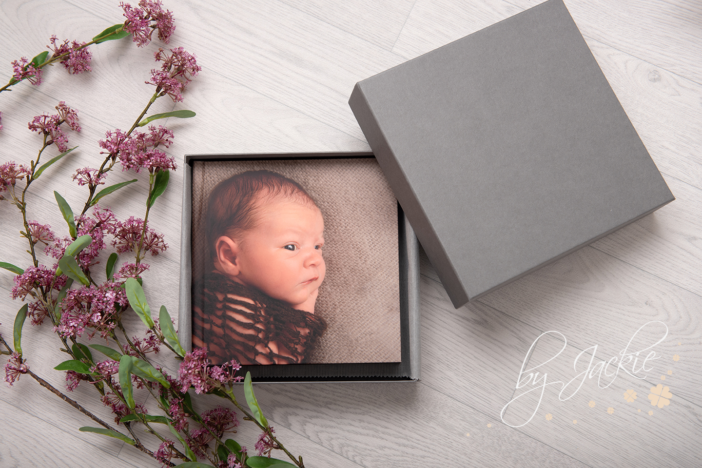 Stunning baby albums by Babies By Jackie