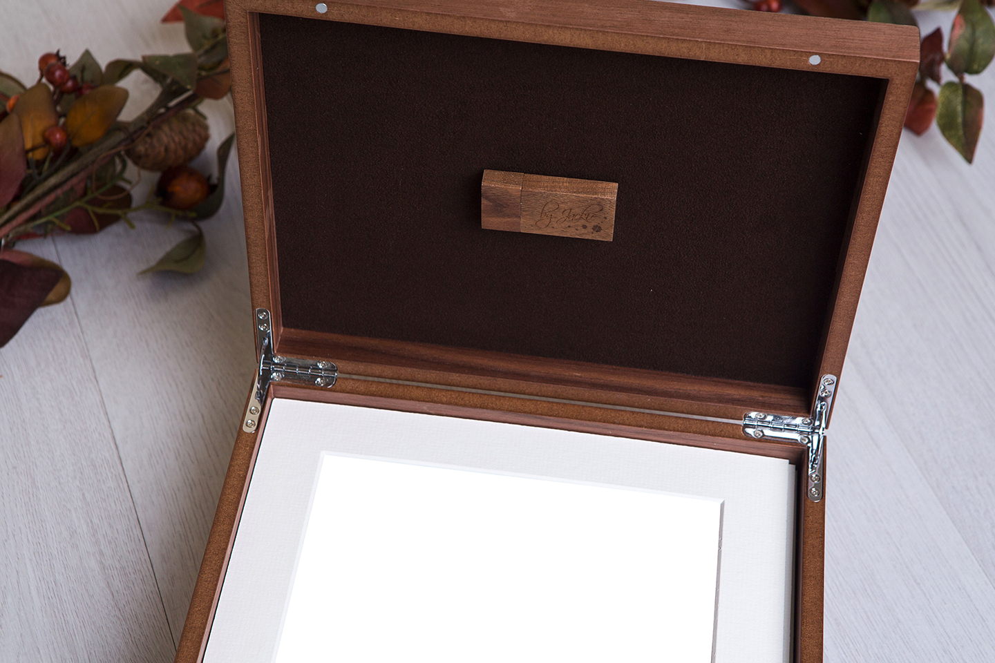 Our treasure boxes are the perfect way to keep your images safe