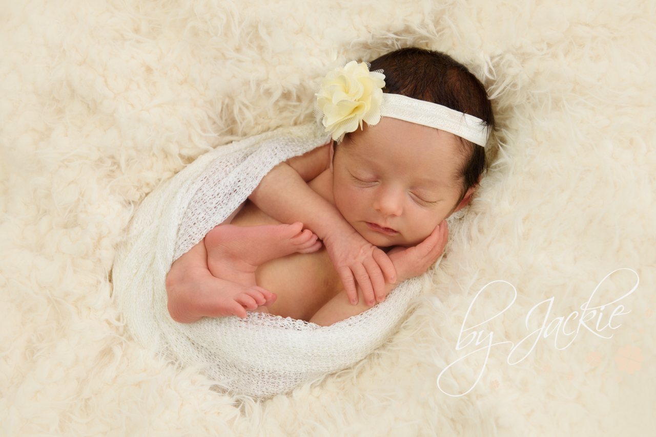 Newborn baby girl photograph by babies by jackie near beverley hull hessle