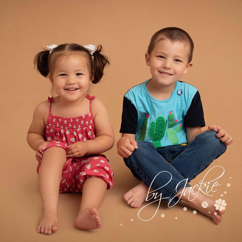 Siblings, brother and sister family portraits by Babies By Jackie Photography, Market Weighton, York, Pocklington, Asselby, Hessle, Beverley and Hull, Yorkshire UK