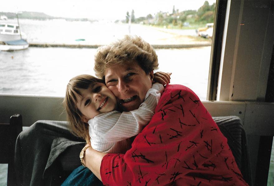 Me and Nanna
