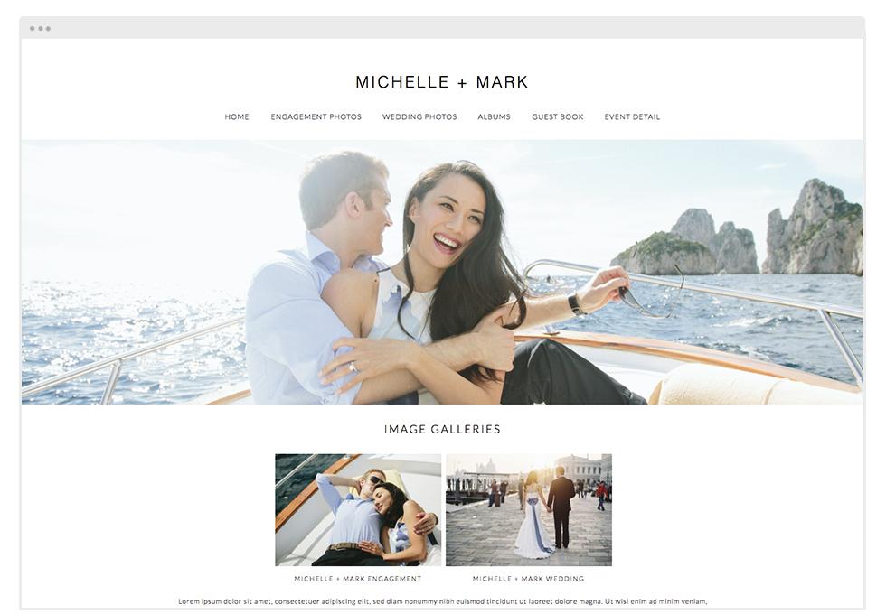 Create client websites