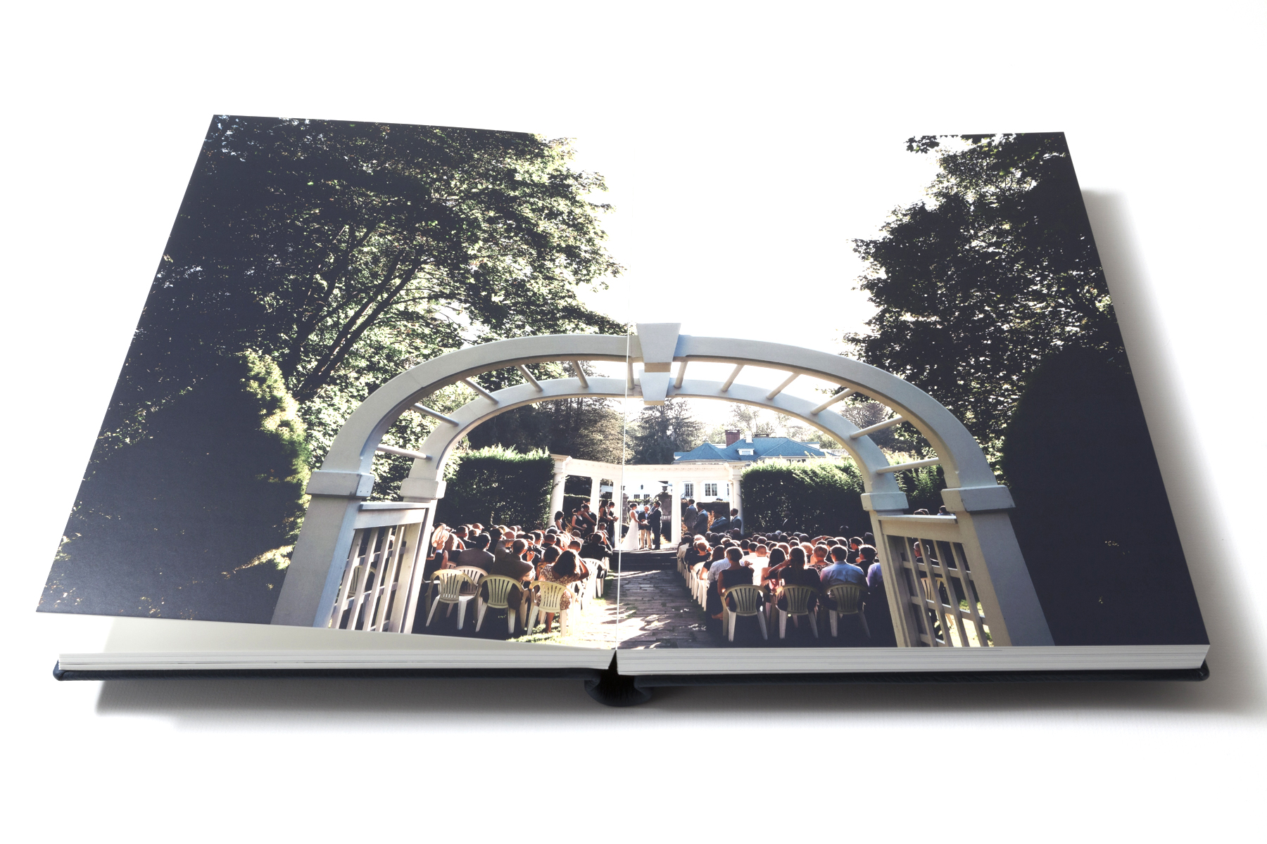 Queensberry 14x10 Q-Book