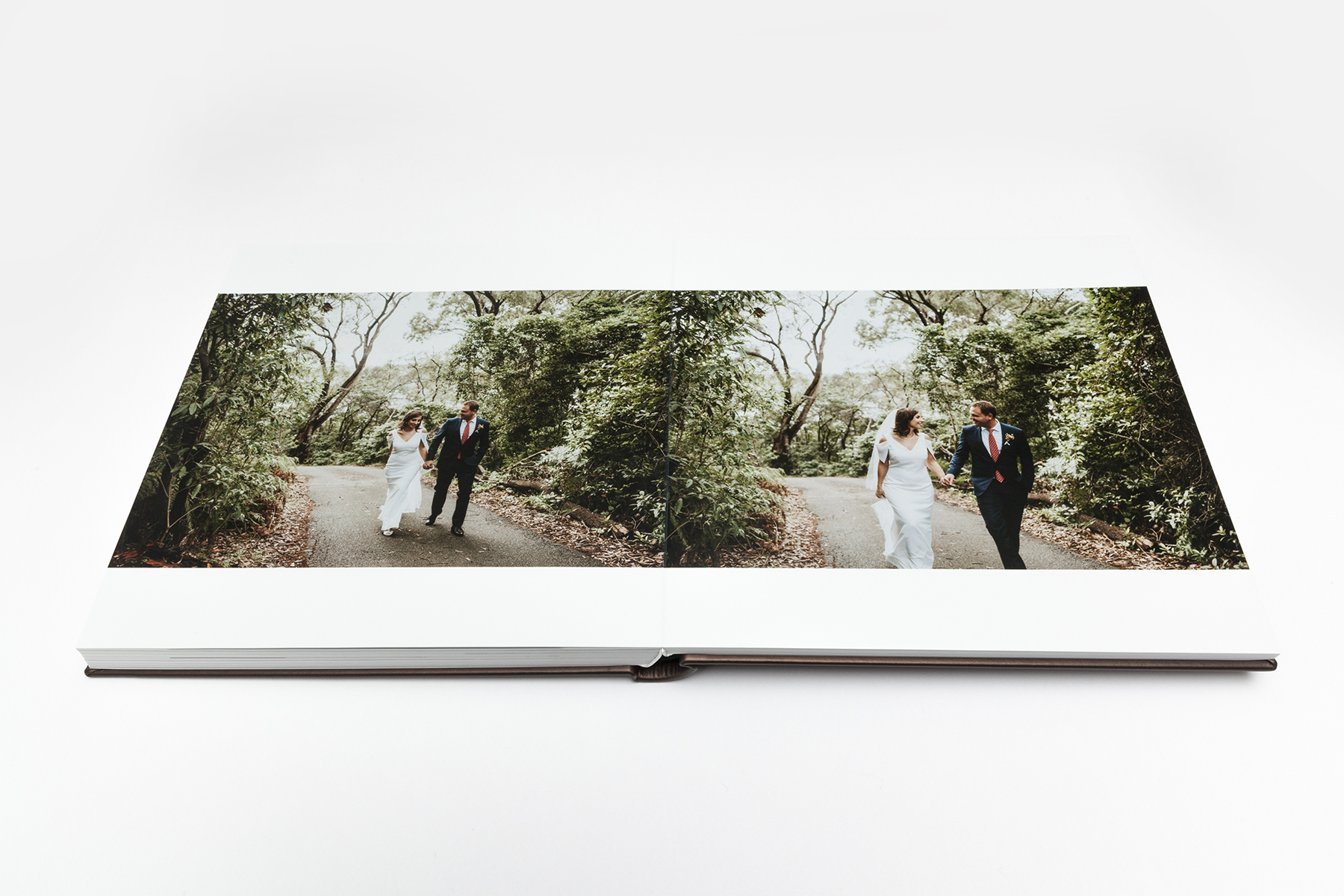 Woodlands Creative wedding album