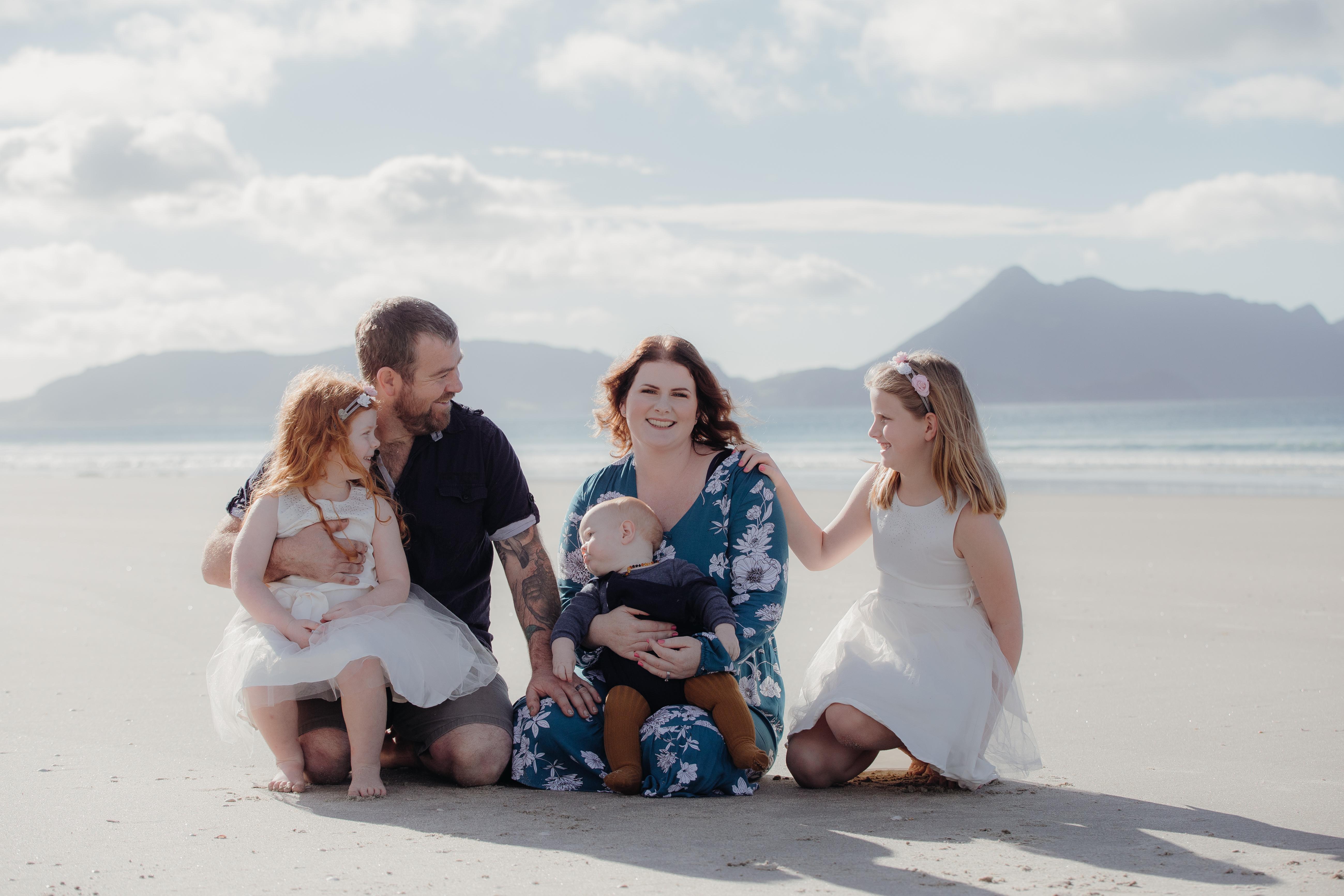 Whangarei photographer family photoshoot