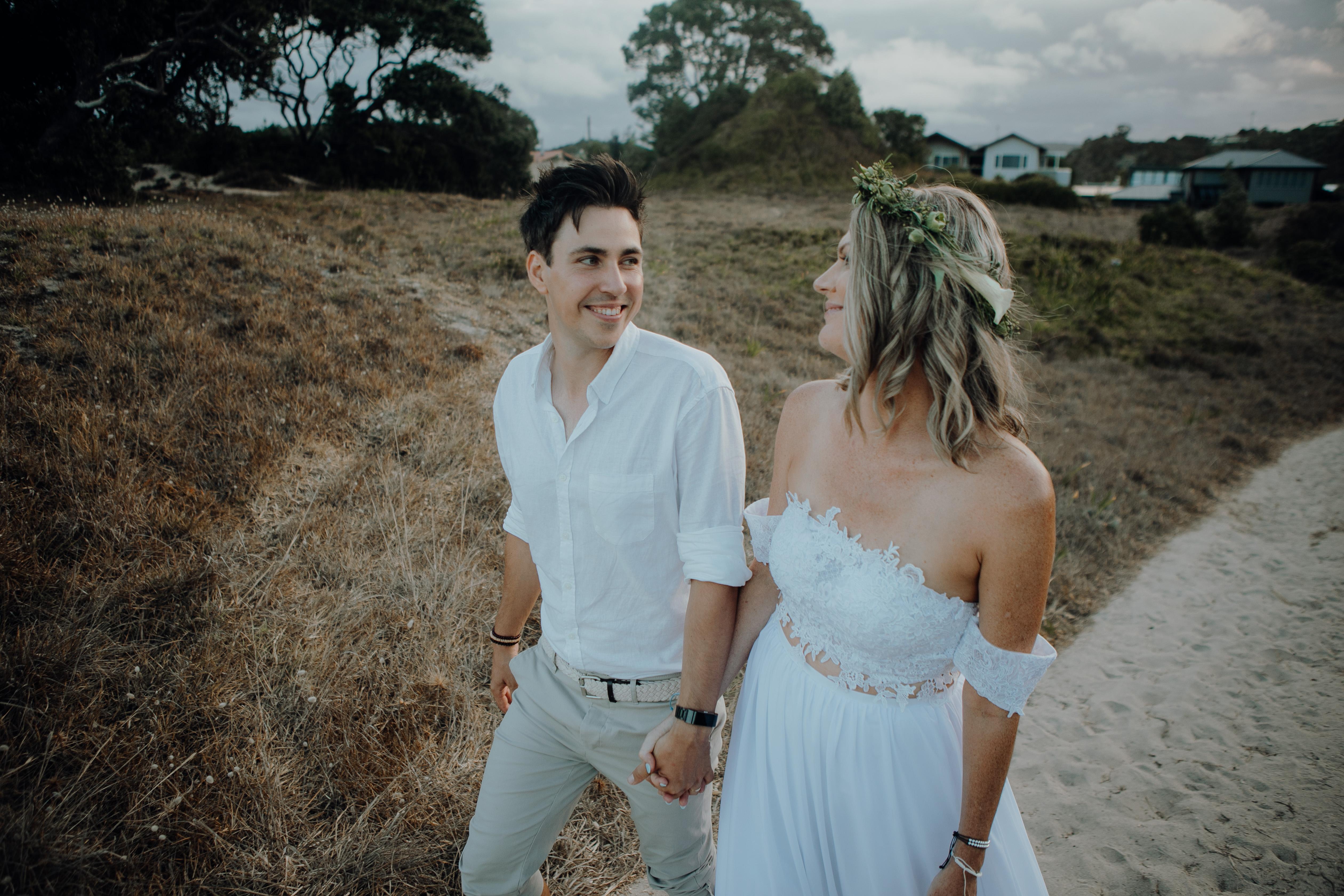 Couple wedding photoshoot