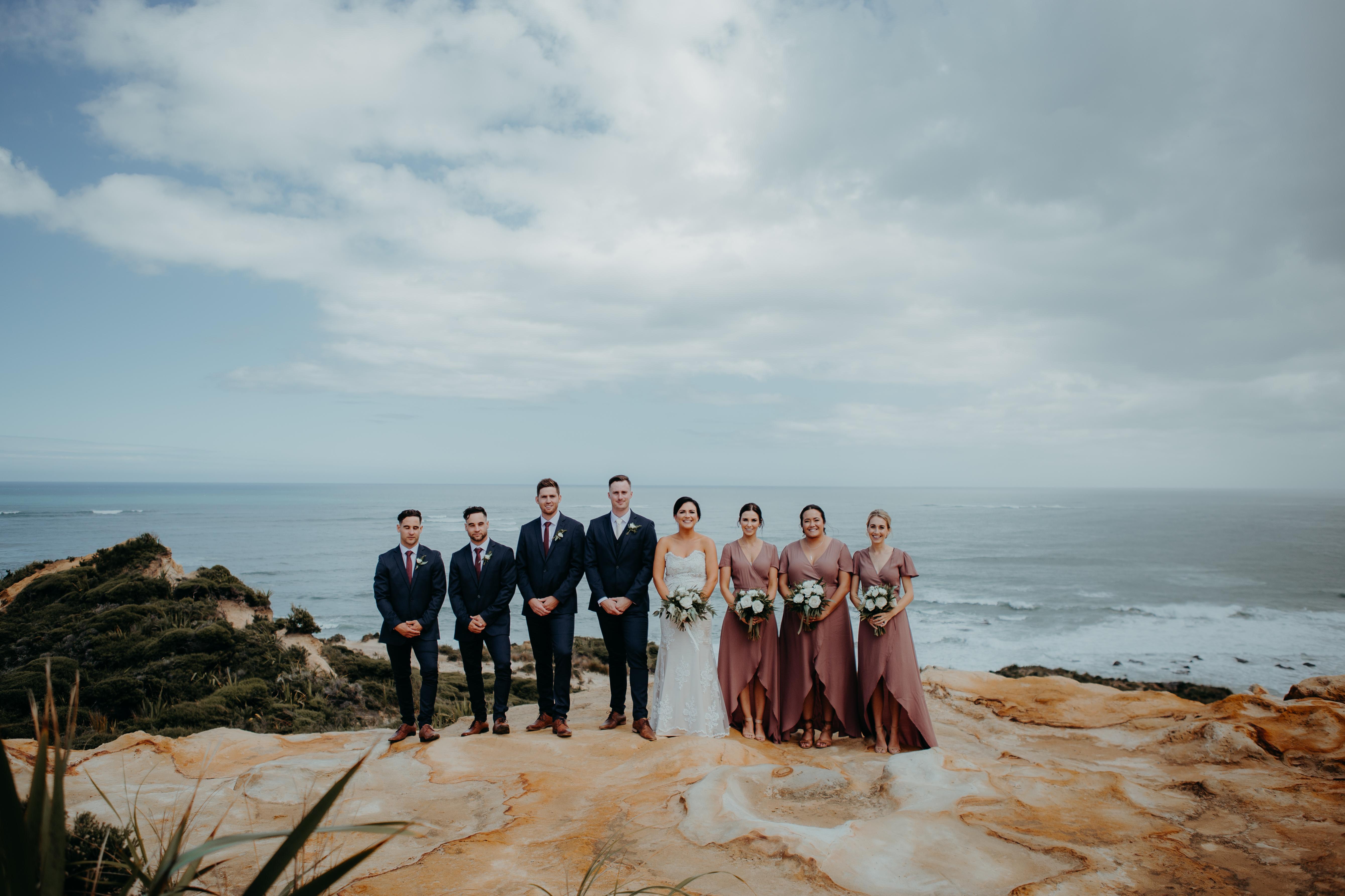 Omapere wedding photographer